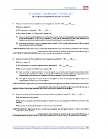 Forms – Student Copyright Checklist